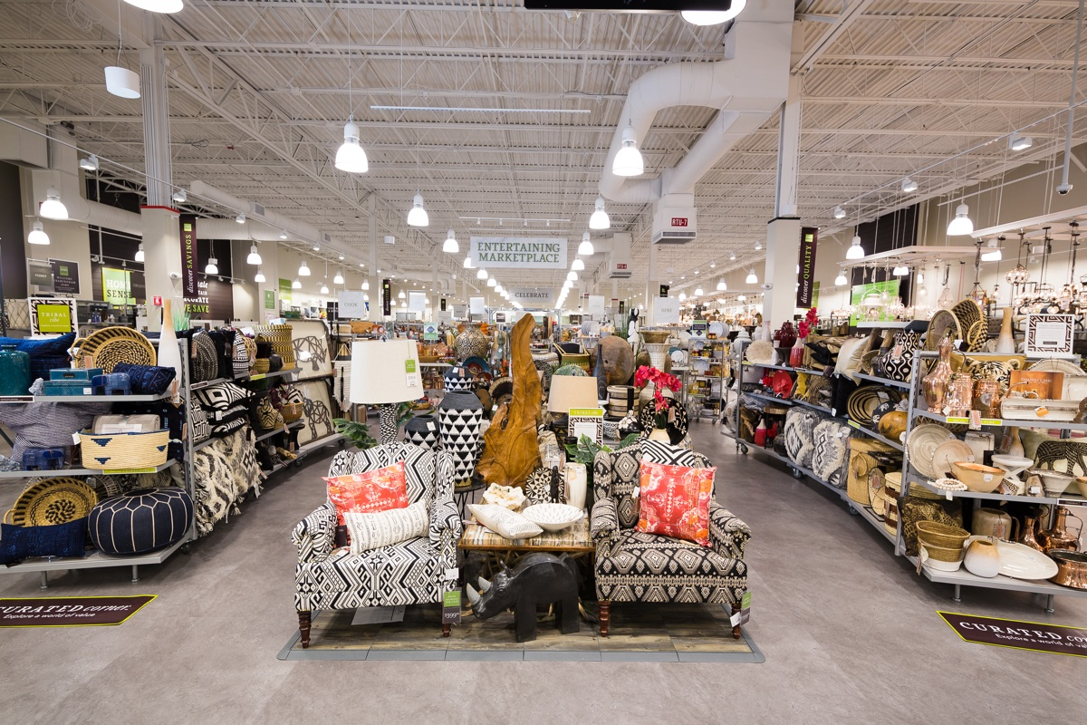 Shop Home Homesense A New Home Concept Store From Tjx Companies Opens In