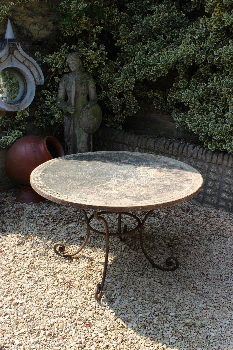 Vintage Gartentisch Gartenmobel Vintage Holz