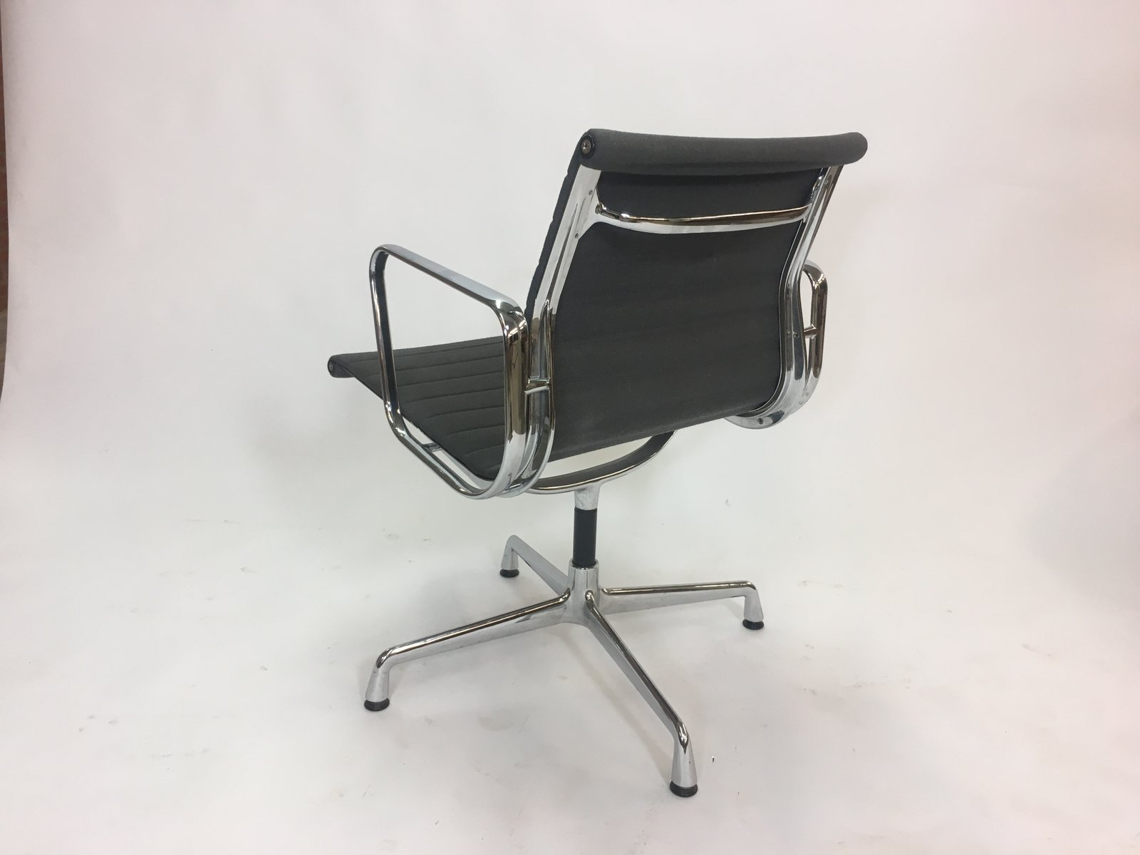 Eames 108 Ea 108 Aluminum Chairs By Charles Ray Eames For Vitra 1980s