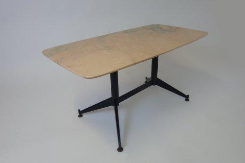 Medium Of Marble Side Table