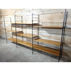 Small Crop Of Modern Metal Wall Shelf