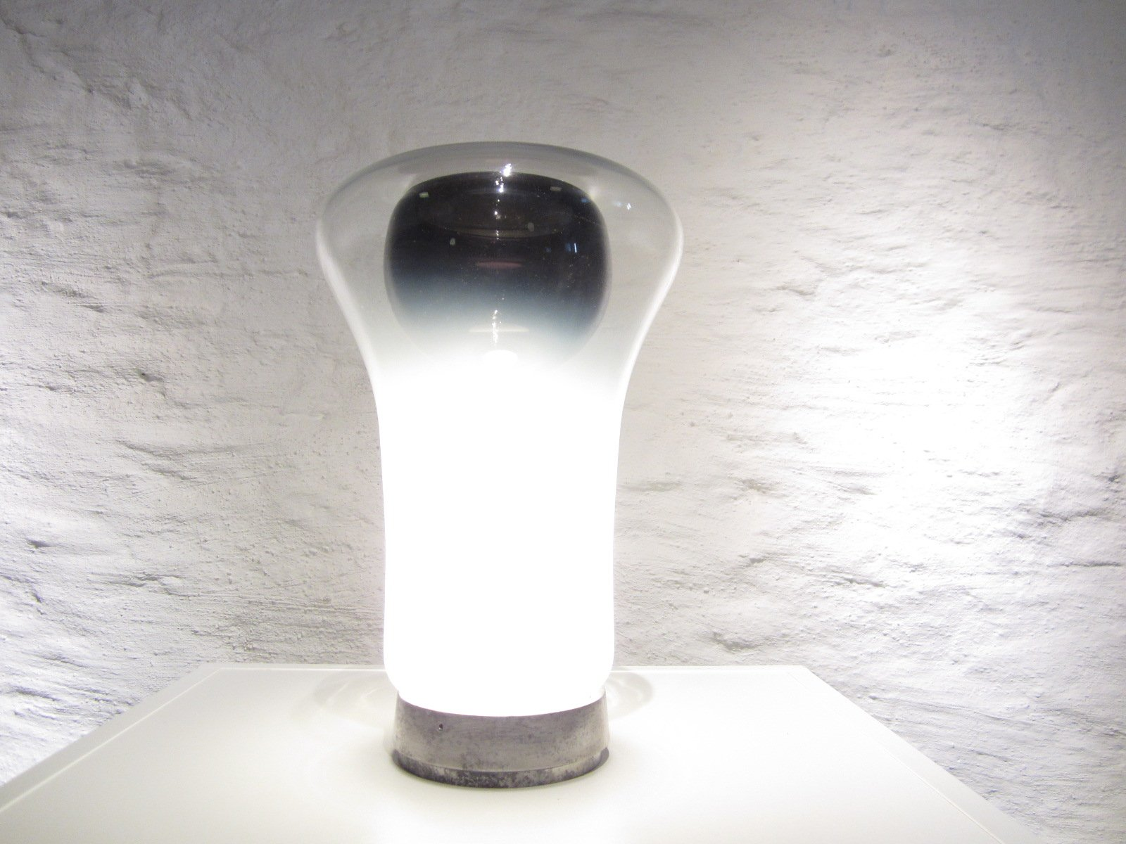 Lampe Artemide Lampe Artemide Artemide Pipe Sospensione Ar A Transparent With