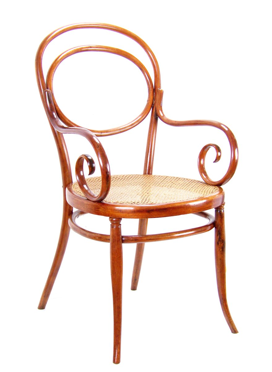 Thonet Michael Viennese No 10 Armchair By Michael Thonet 1870s