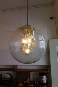 Golden & Chromed Sputnik Pendant Lamp from Doria Leuchten ...
