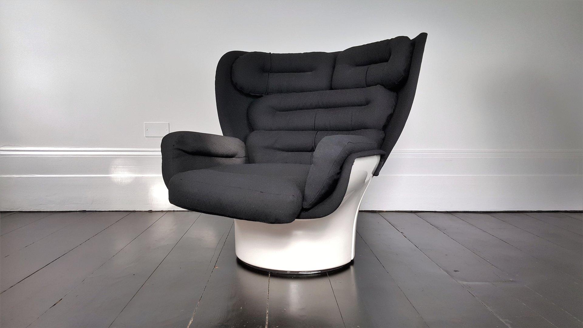 Inspirierend Tantra Stuhl Galerie Von Comfortable Elda Sessel Von Joe Colombo Fort