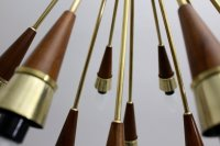 Mid-Century Modern Ceiling Light, 1950s for sale at Pamono