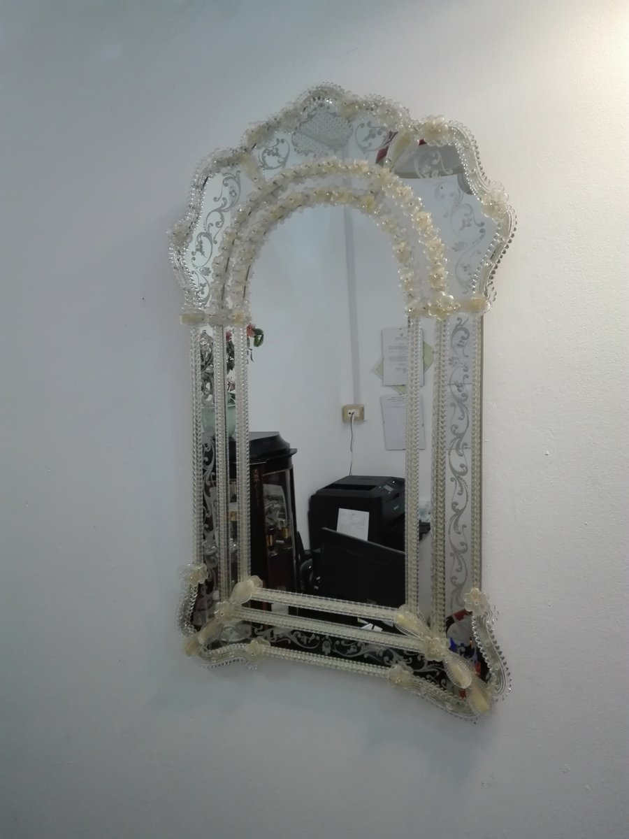 Badezimmerspiegel Vintage Tischuhr Buro Dekoration Schreibtisch