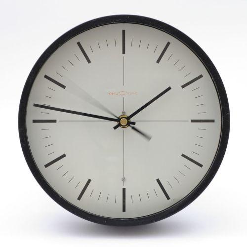 Medium Crop Of Wall Clock Industrial
