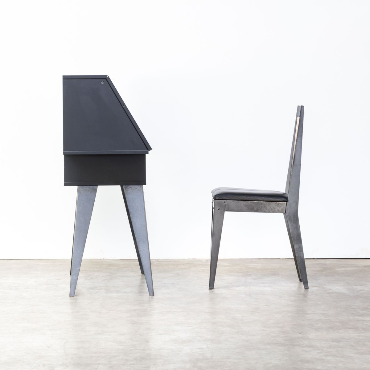 Ikea Secretaire Secretaire And Chair By Tjord Björklund For Ikea 1990s
