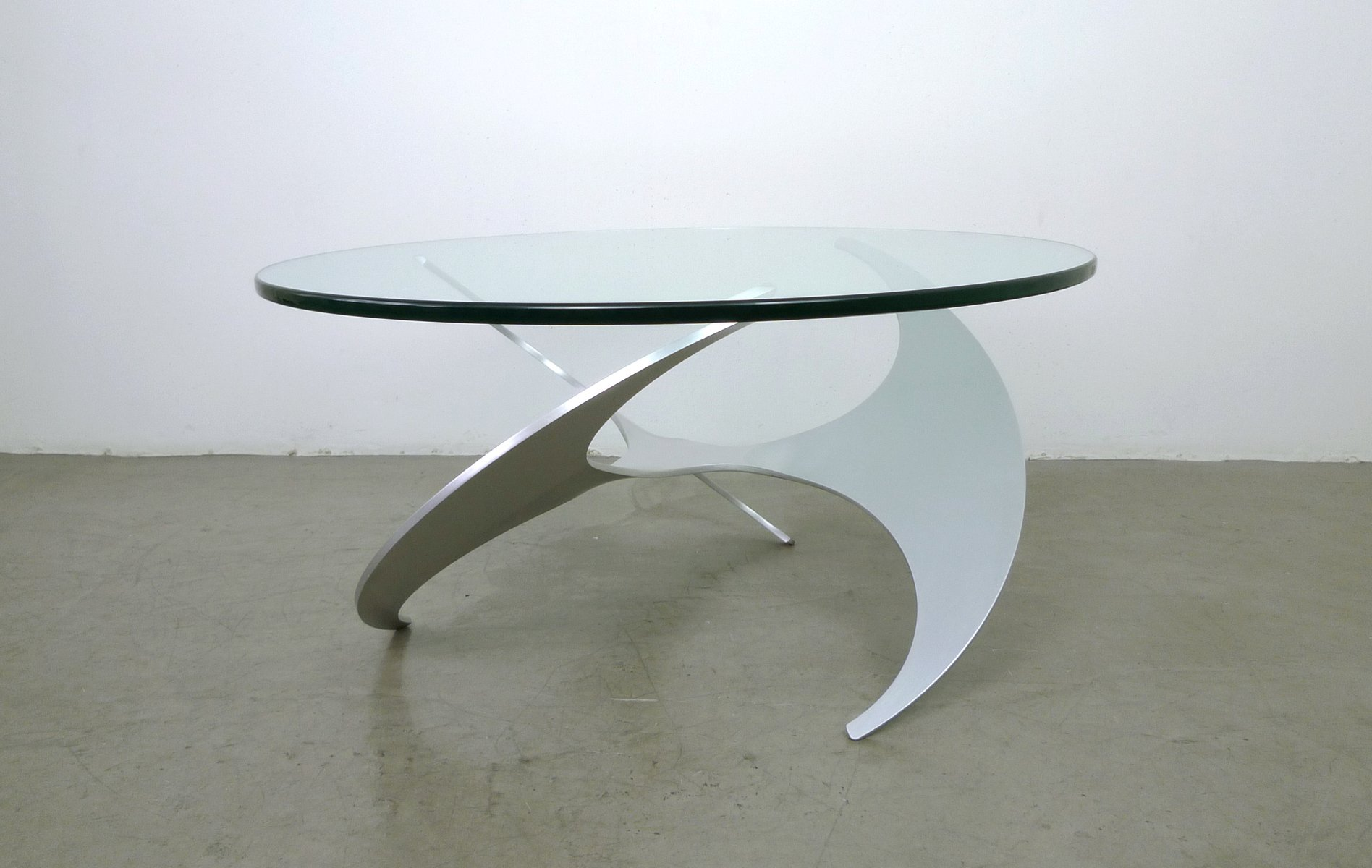 Couchtisch Ronald Schmitt K9 Propeller Coffee Table By Knut Hesterberg For Ronald Schmitt 1960s