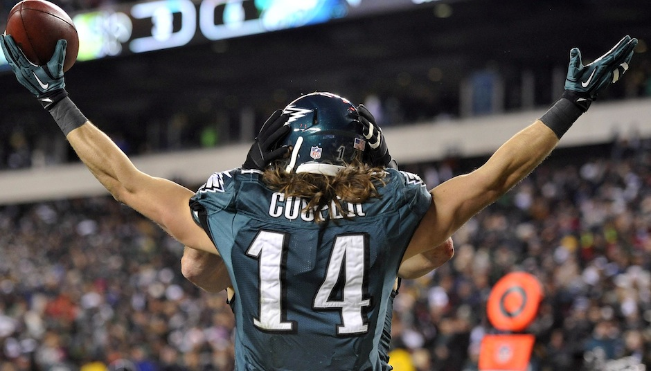The Eagles\u0027 Depth Chart At Wide Receiver