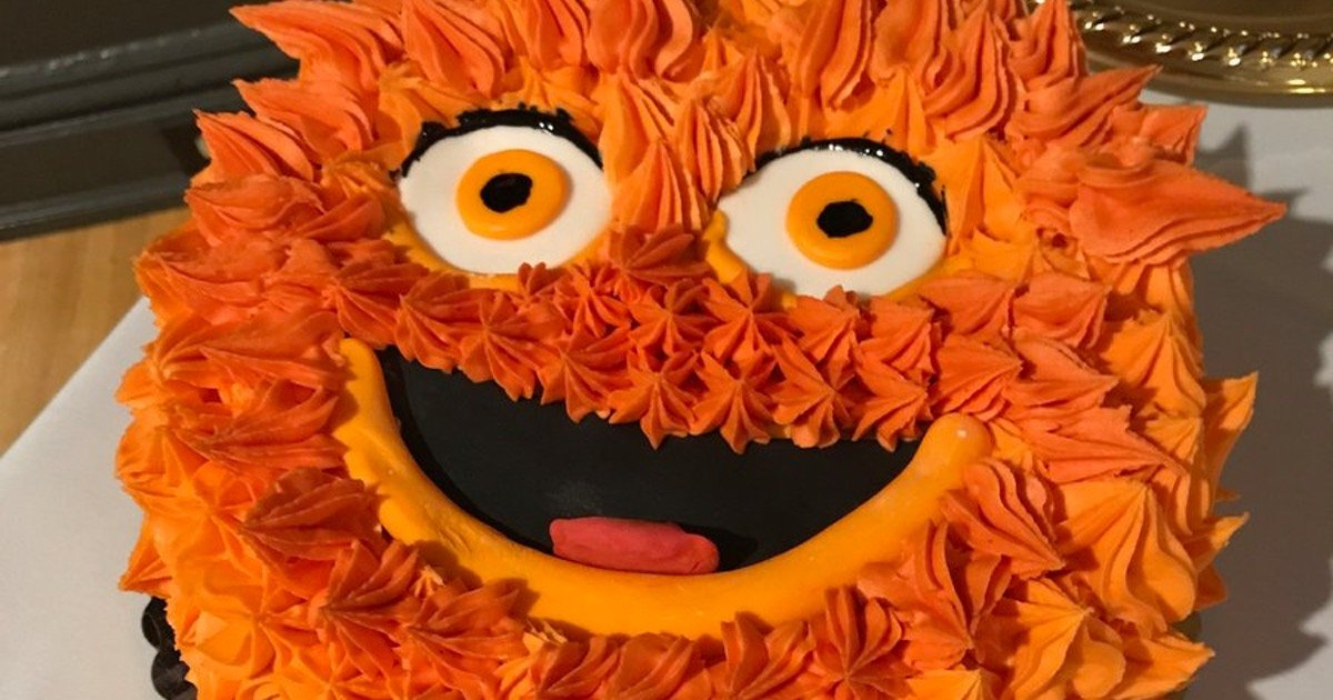Here is a Gritty Wedding Cake Because It Was Only A Matter of Time