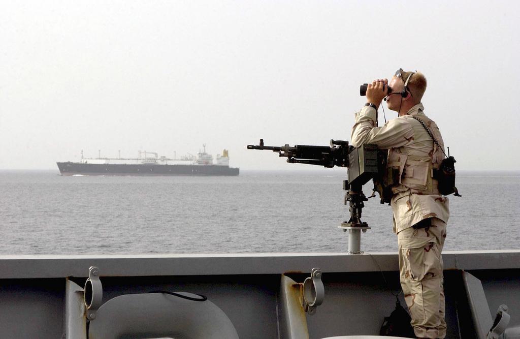 US Navy (USN) MASTER-at-Arms SEAMAN (MASN) Matthew Ramer, Mobile - us navy master at arms
