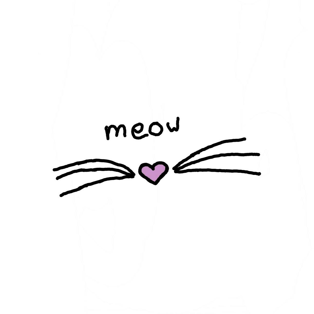 Cat Wallpaper Iphone Tumblr Overlay Overlay Transparent Png Tumblr Cats Meow