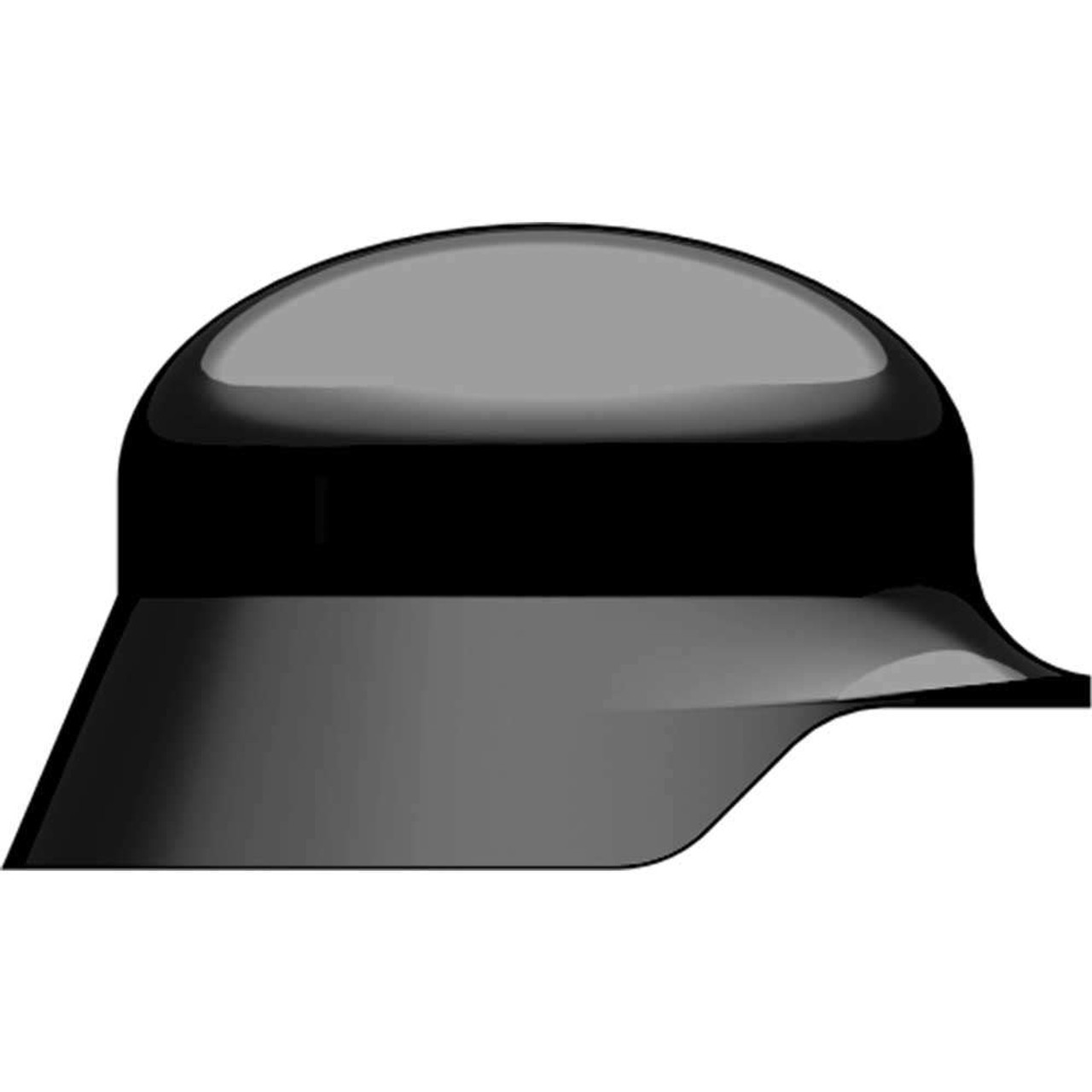 Strahlhelm Brickarms Stahlhelm 2 5 Inch Black