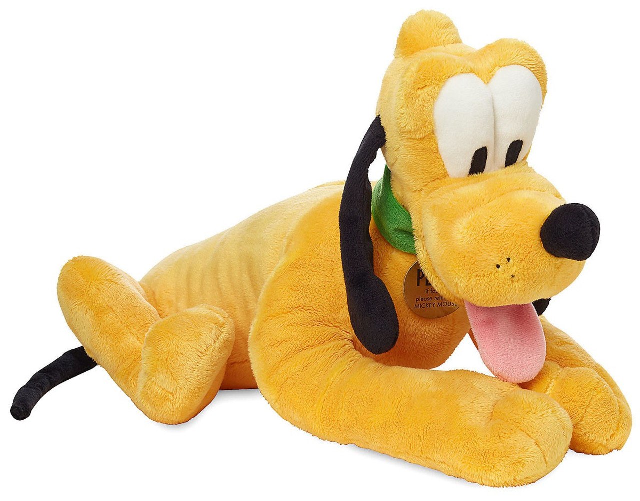 Pluto Mickey Disney Mickey Mouse Pluto Exclusive 16 Inch Plush 2019