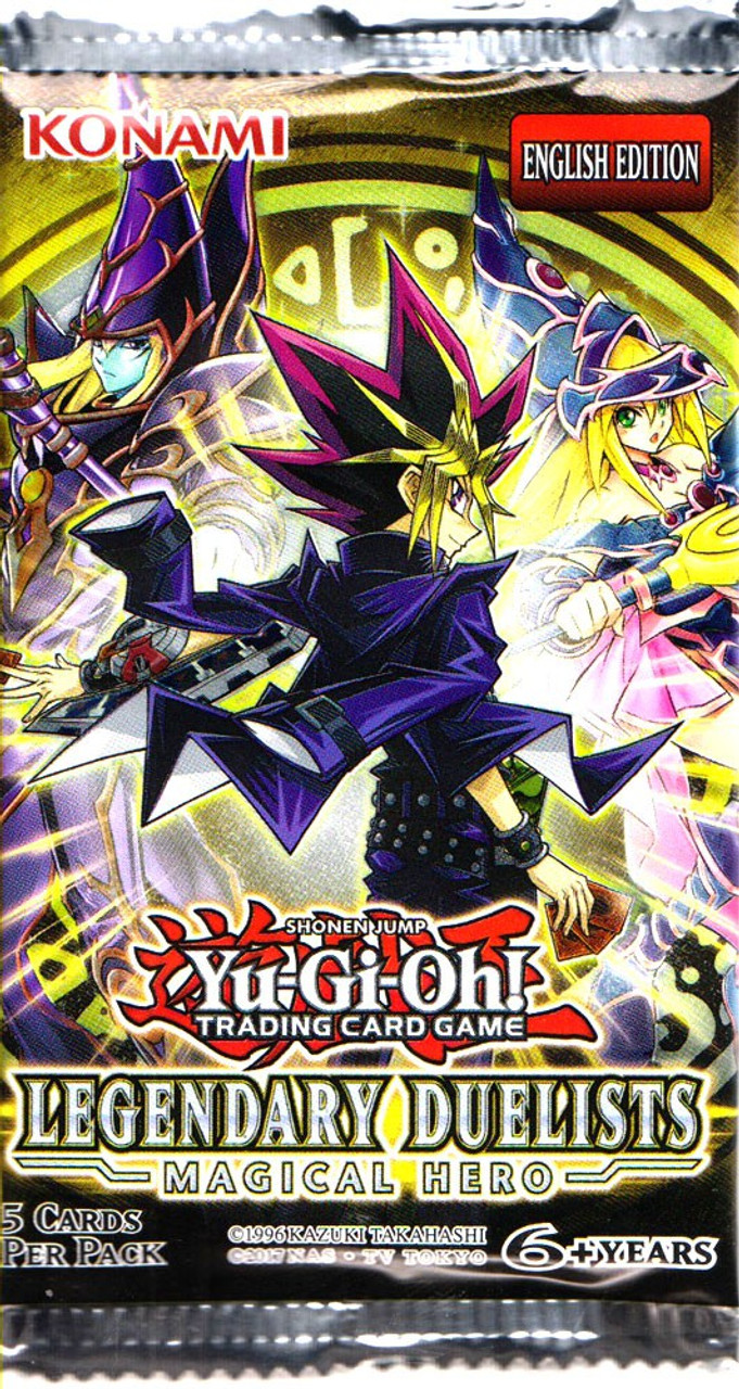 Toys Hobbies 36 Packs Yugioh Legendary Duelist Magical Hero Factory Sealed Box Thebarbers Ch