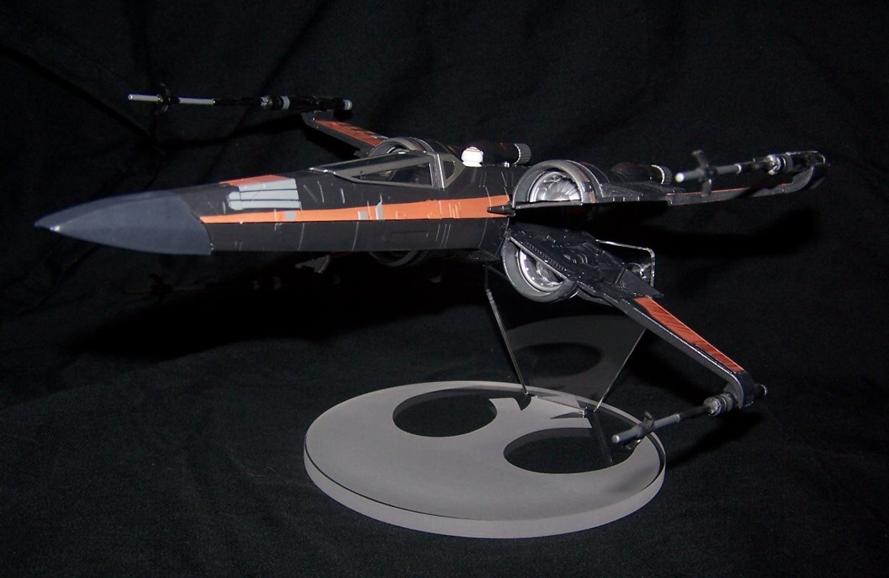 Disney Diecast X Wing Disney Store Poes Boosted Xwing