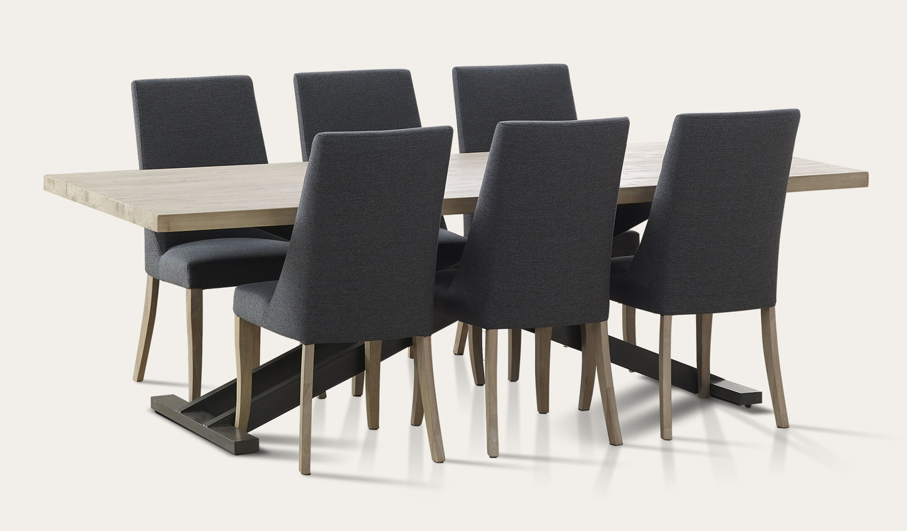 Timber Dining Tables And Chairs Bari Dining Suite With Bari Chairs