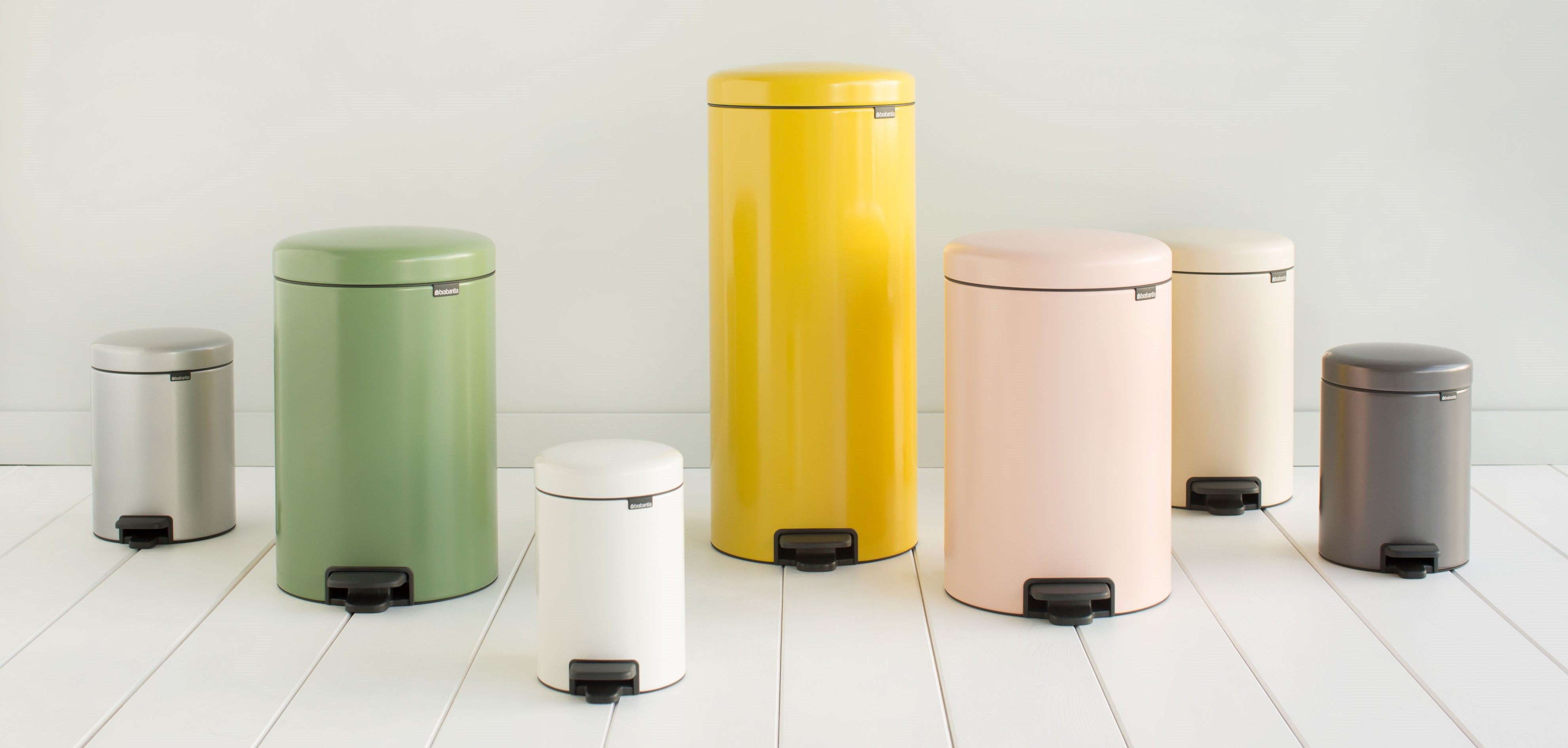 Brabantia Contact Soho Commercial Ltd Recycling And Cleaning Supplies
