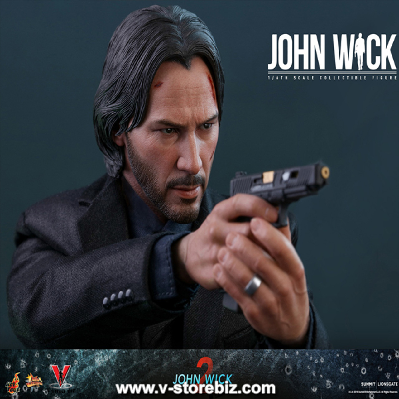 Hot Toys Babydoll Hot Toys Mms504 Chapter 2 John Wick