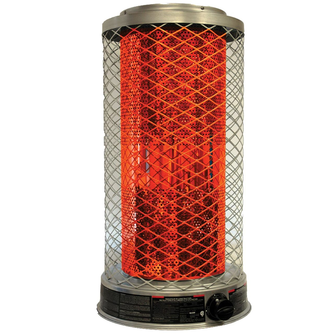 Radiant Heater Dura Heat 100 000 Btu Natural Gas Ng Radiant Heater Ra100ngdgd