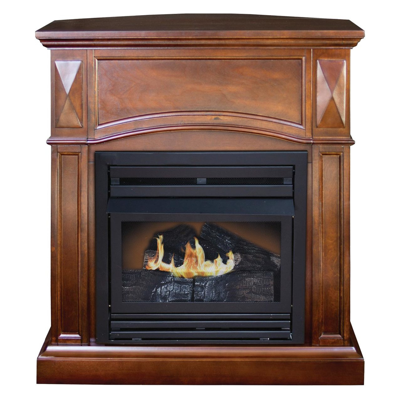 Propane Fireplace Installation Comfort Glow Gfd2043 The Belmont Propane Lp Or Natural Gas Ng Vent Free Fireplace 20 000 Btus