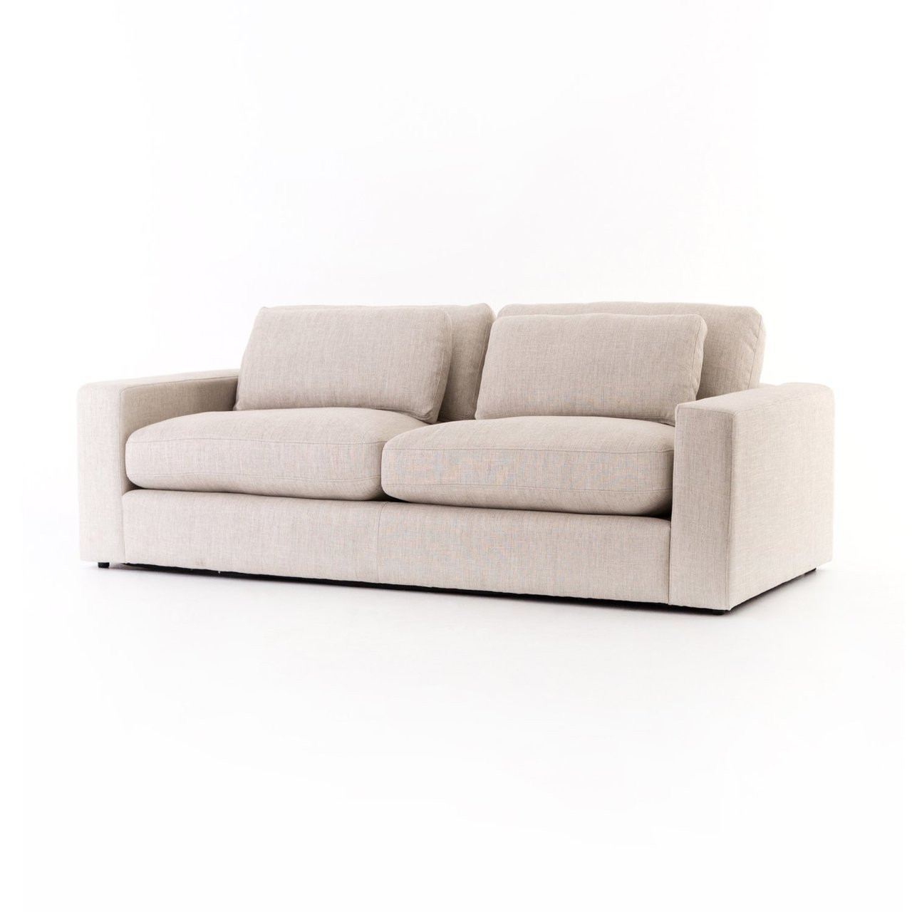 Square Sofa Bloor Contemporary Square Arm Sofa 82