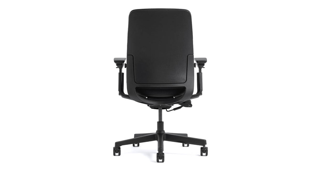 Grey Desk Chair Steelcase Amia Chair