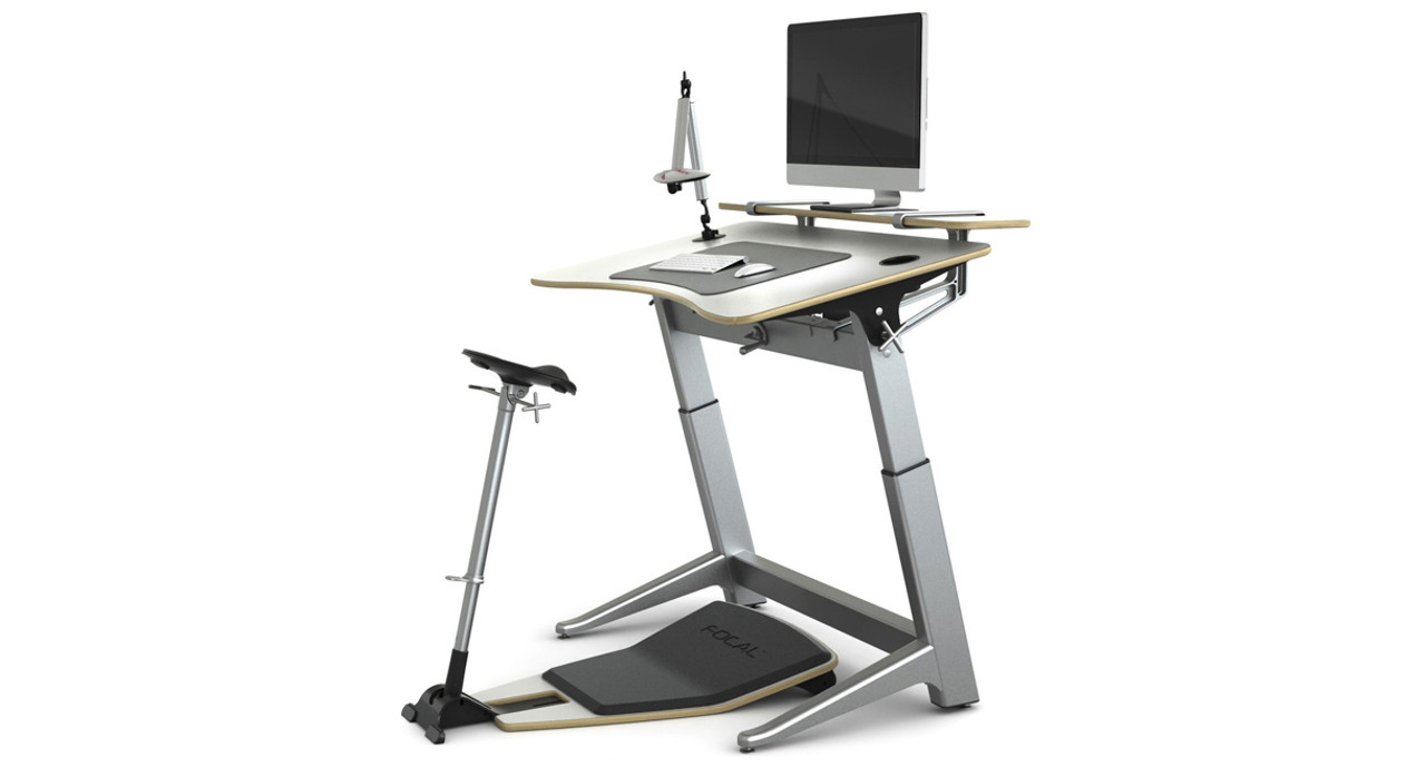 Workstation Furniture Focal Locus Workstation Bundle Pro