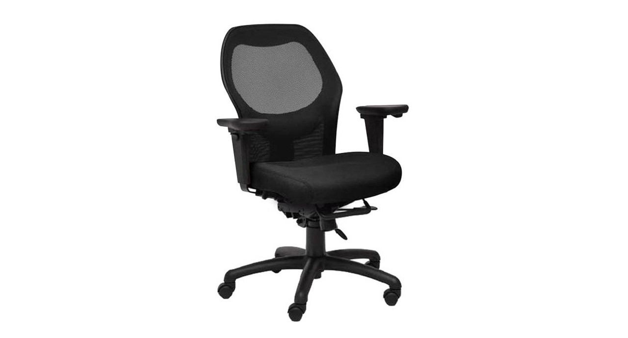 Working Chair Seating Inc Grid 300 Mesh Back Task Chair