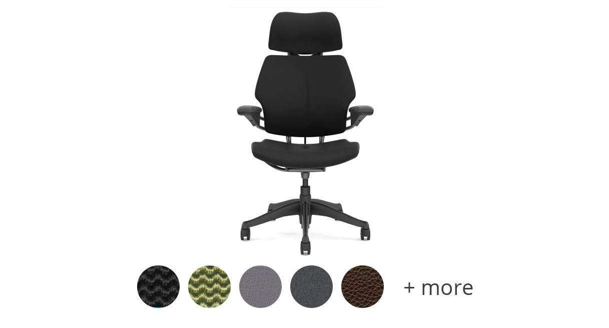 Freedom Furniture Head Office Humanscale Freedom Chair With Headrest