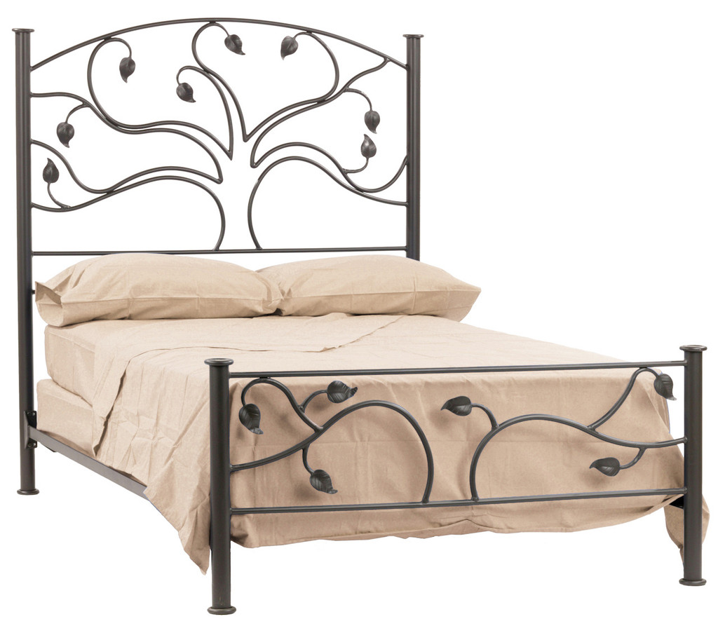 Queen Bed Frame Live Oak Iron Queen Bed