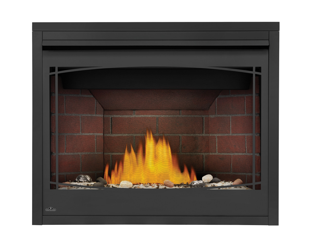 Napoleon Gas Fireplaces Napoleon Ascent X 42 Direct Vent Gas Fireplace Gx42