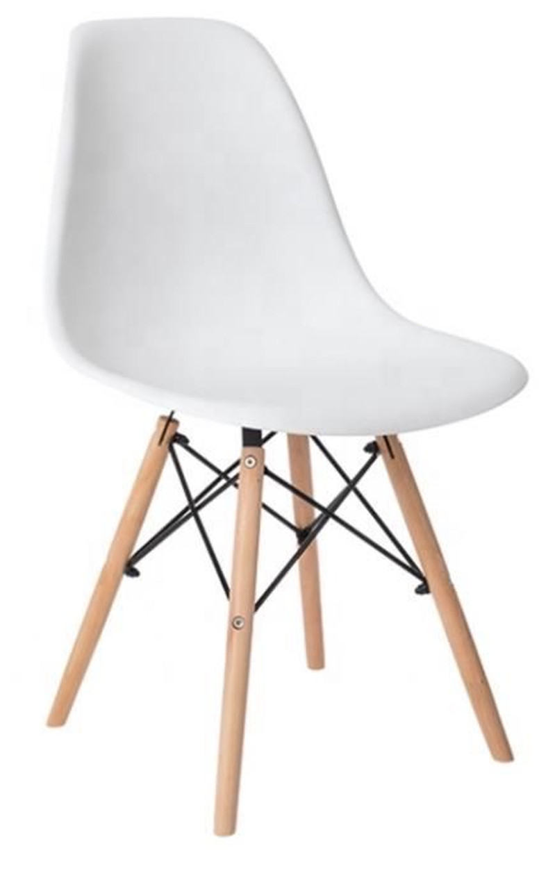 Dsw Eames Stuhl Eames Dsw Chair, Replica Eames Dsw Chairs - Plastic, Black Steel, Natural Timber Legs - Various Colours | Replica Dsw Chair | Replica Eames Dsw Eiffel Chair | Eames Dsw Eiffel Chair |