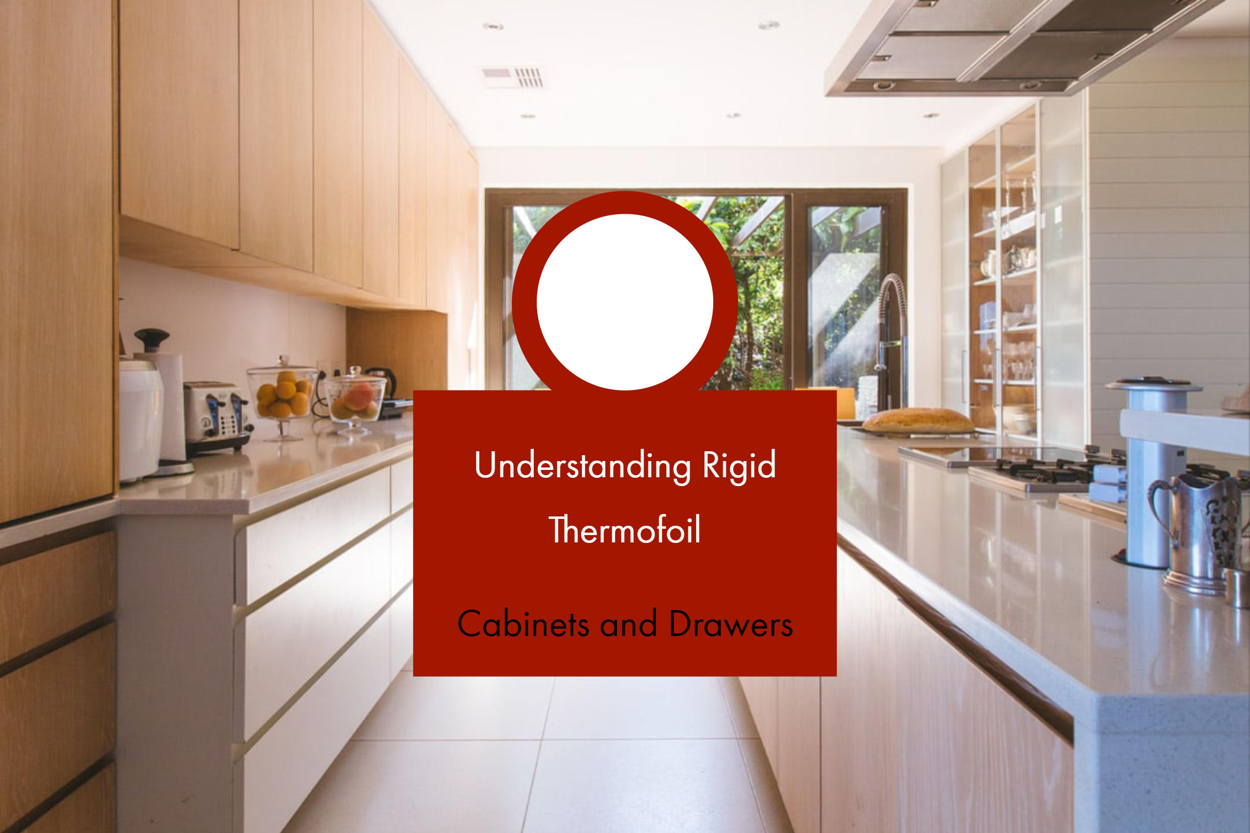 Understanding Rigid Thermofoil Cabinets And Drawers Cabinet Now