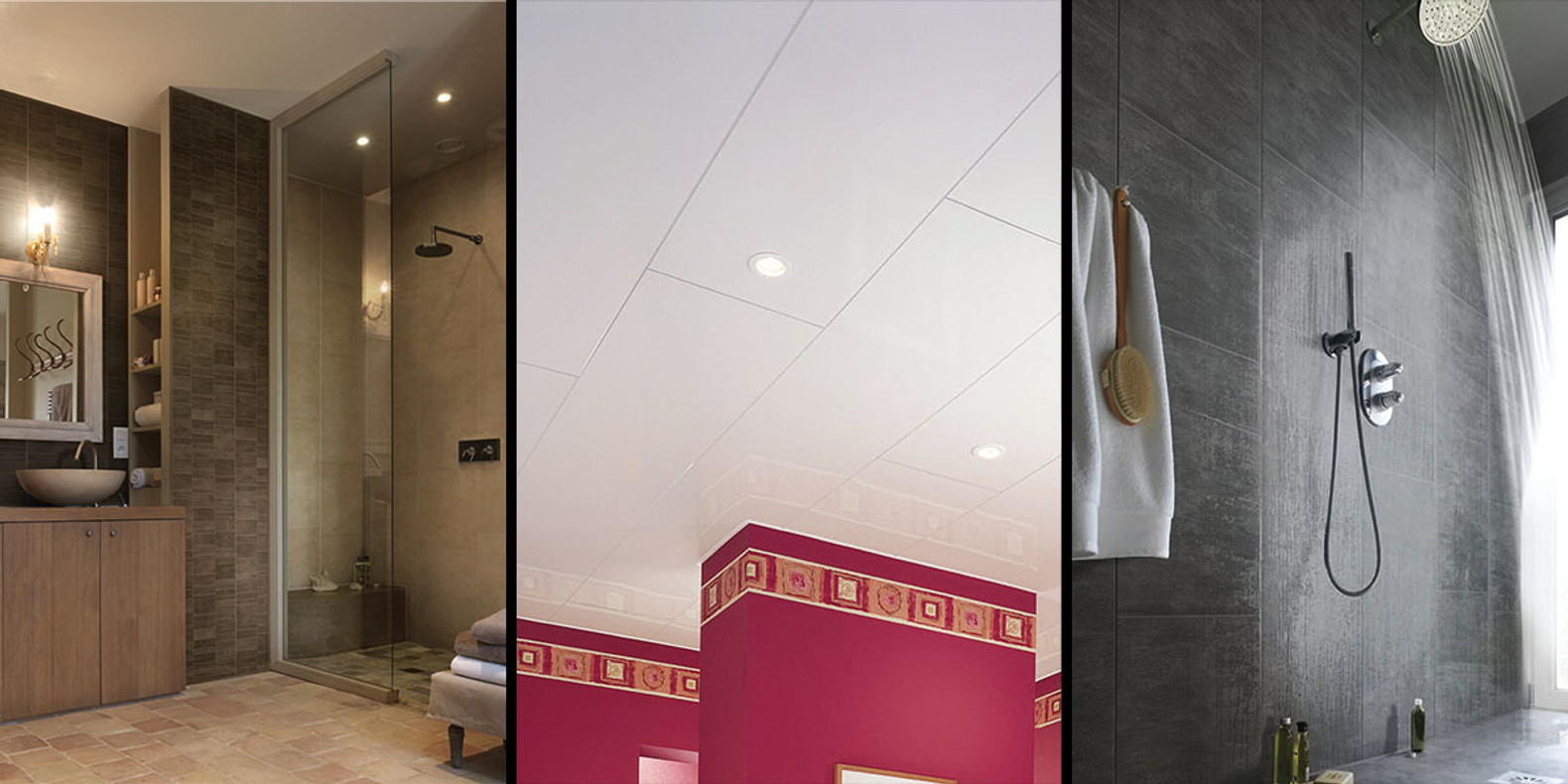 Cladding Shower Ceiling Pvc Cladding Goldstar Plastics Dublin