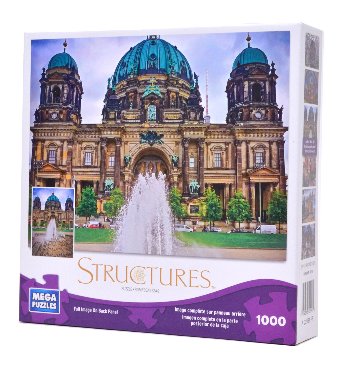 Berlin Puzzle Berlin Cathedral
