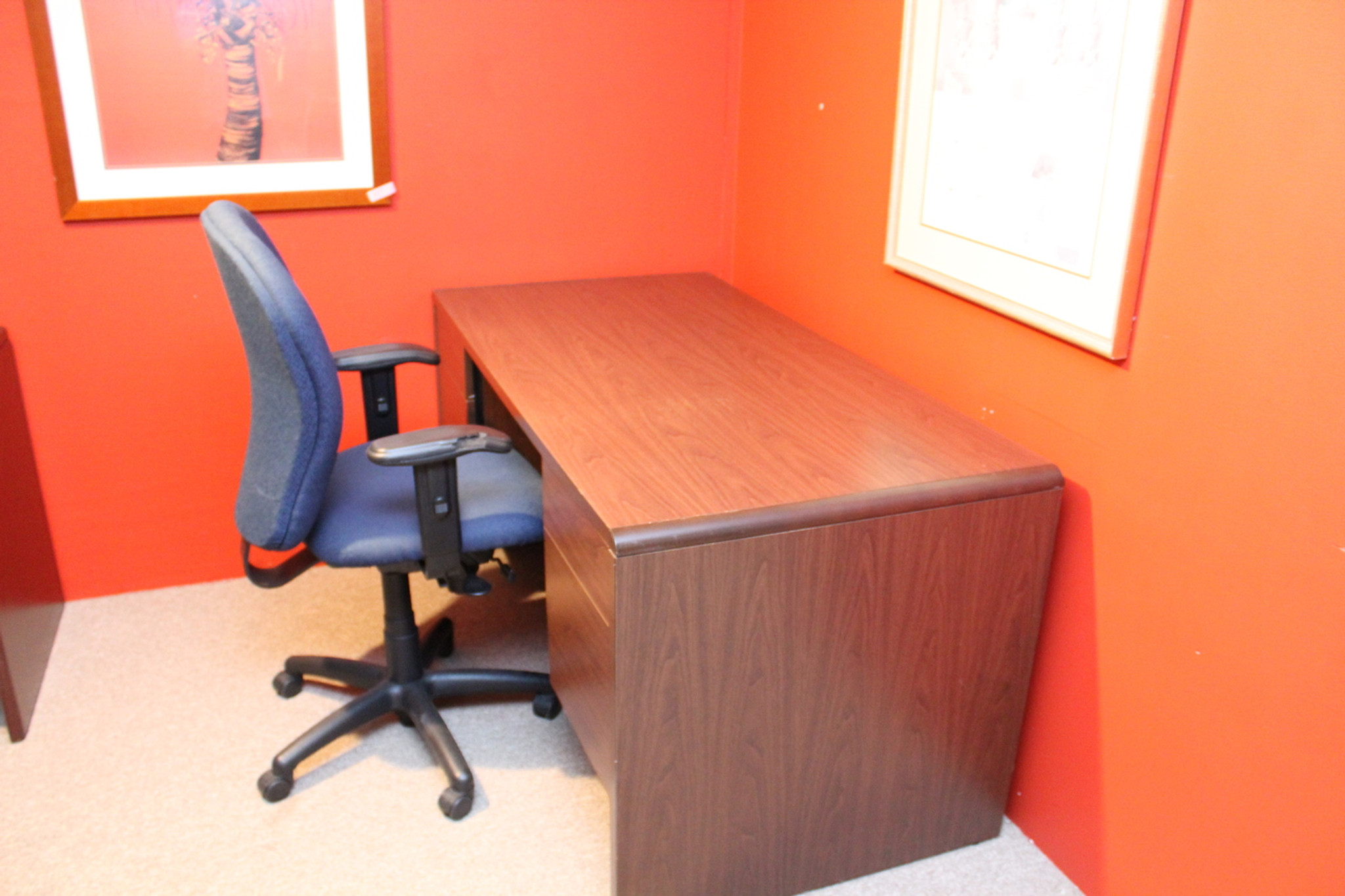 Mahogany Office Desk Used Mahogany Office Desk Orlando Office Furniture