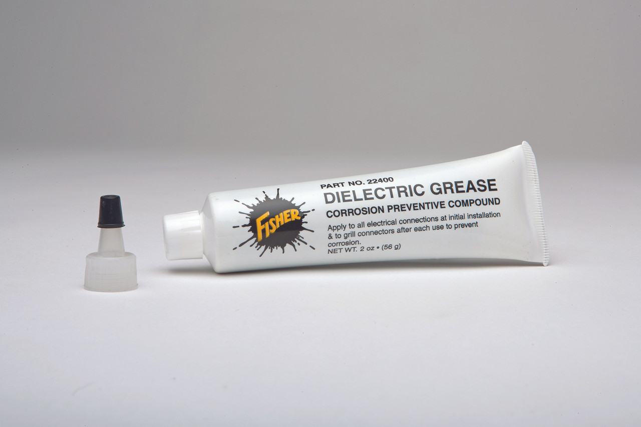 Dielectric Grease 22400k Fisher Blizzard Dielectric Grease 2 Oz Tube Fisher Packaging