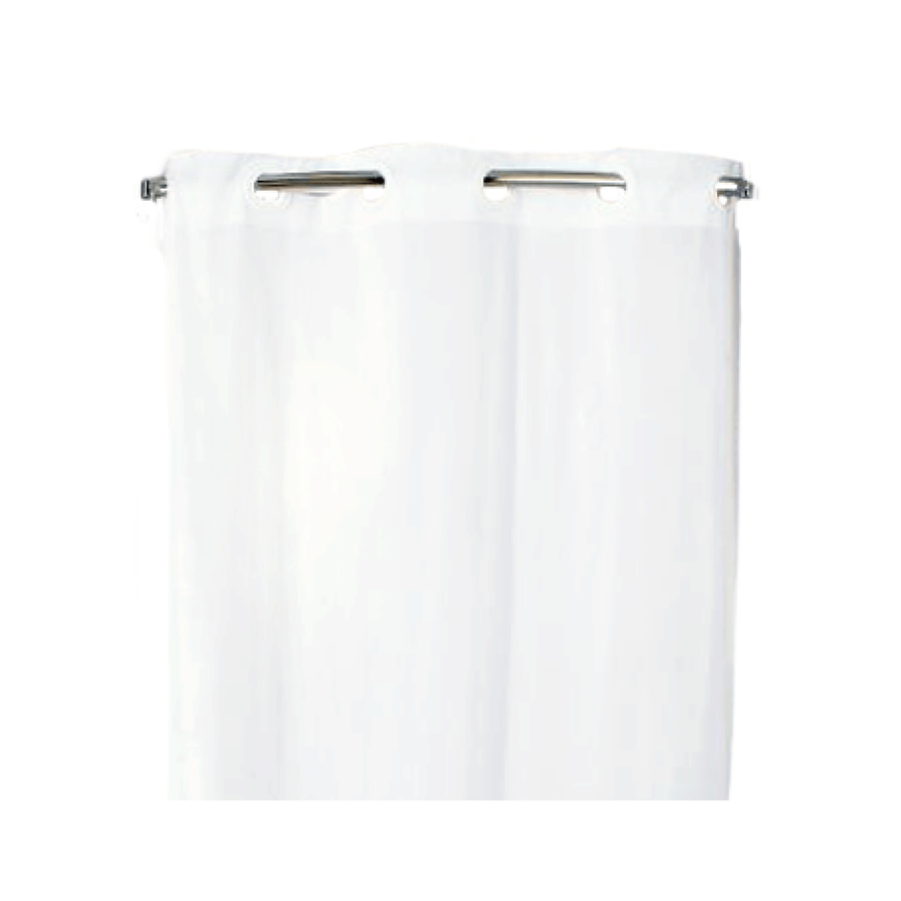Shower Curtains Sale Hookless Shower Curtain White 74