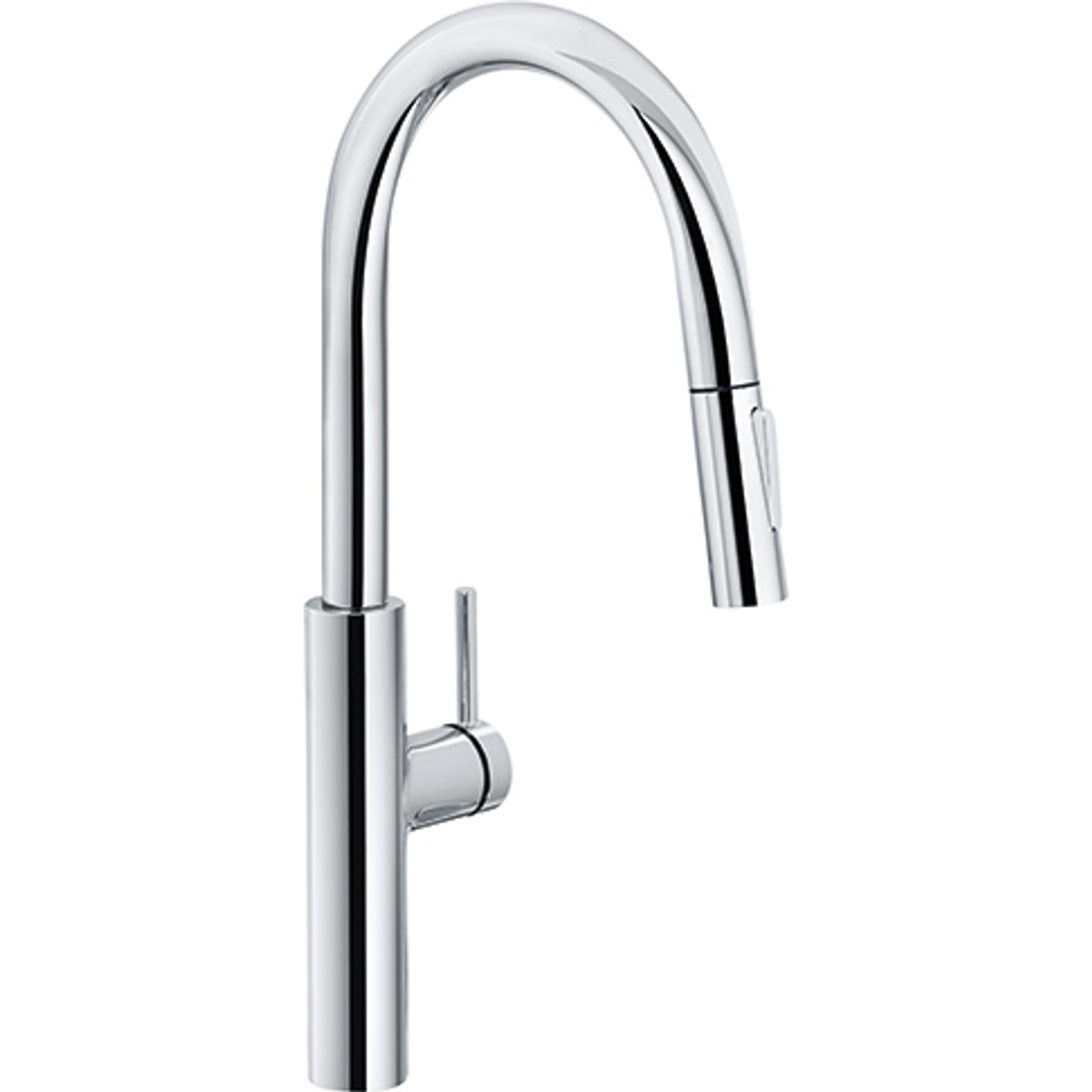 Kitchen Mixer Tap Franke Pescara Xl Pull Down Spray Kitchen Mixer Tap