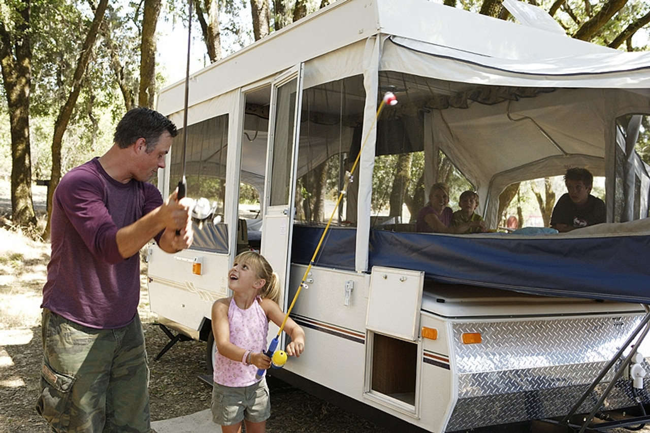 Accessories for Pop Up Campers, Tent Trailers, Folding Trailer Campers
