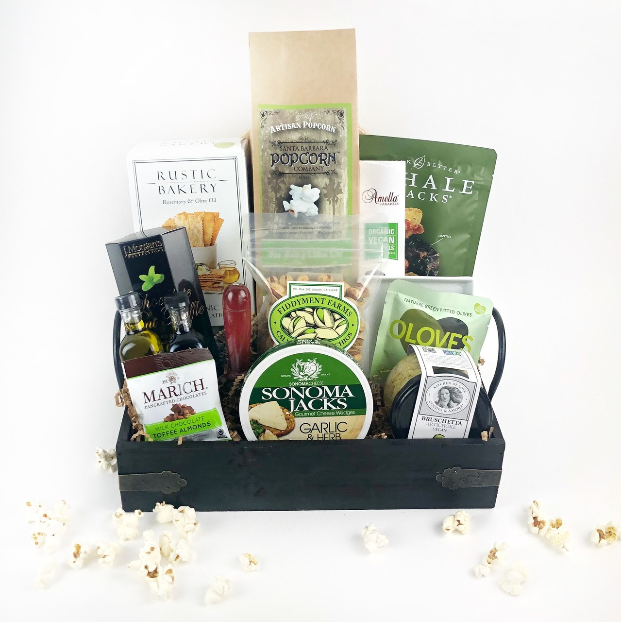 Cucina & Amore White Balsamic Vinegar Green Goods