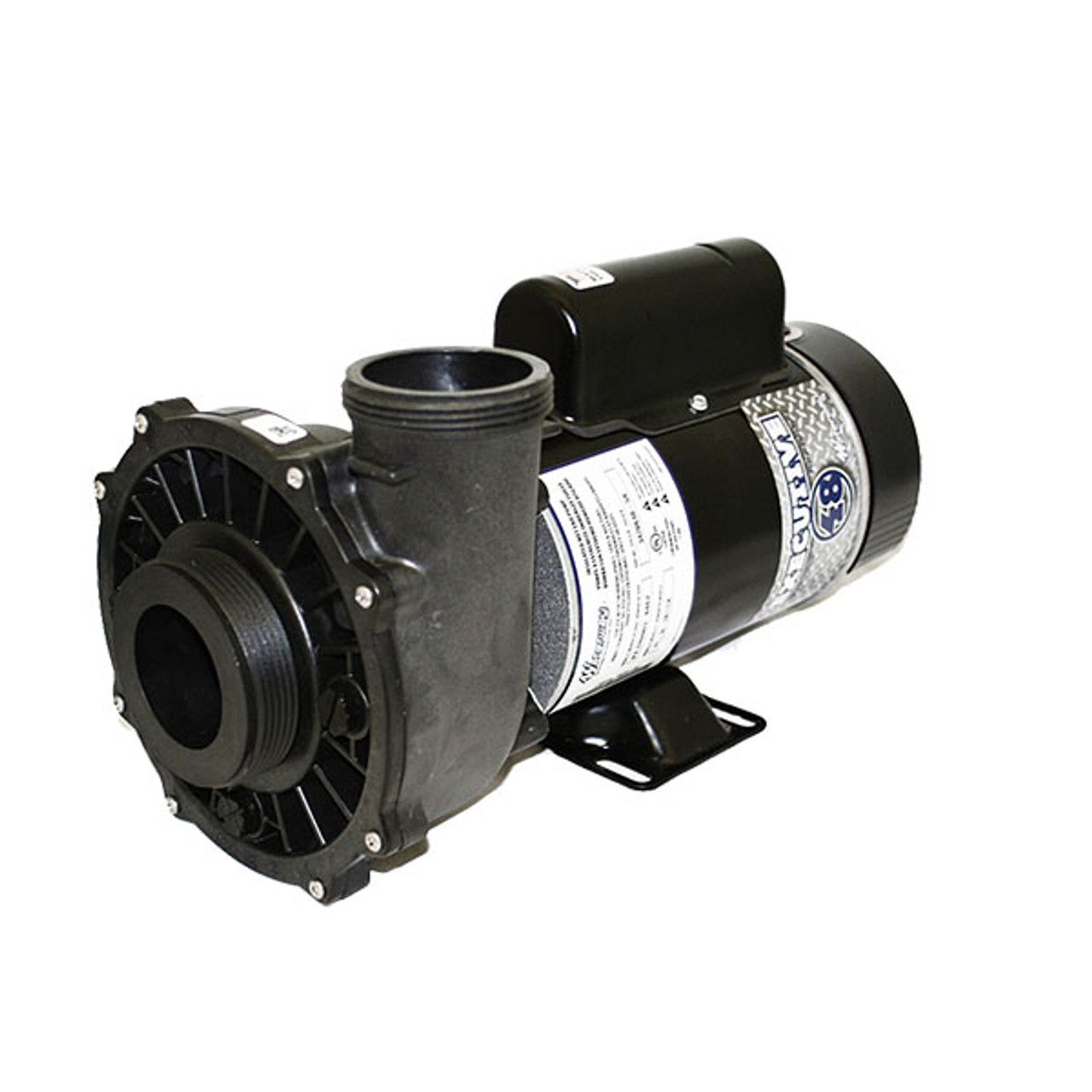 Jacuzzi Pool Pump Union Waterway Executive 48 1 5hp 2 Speed Pump 2