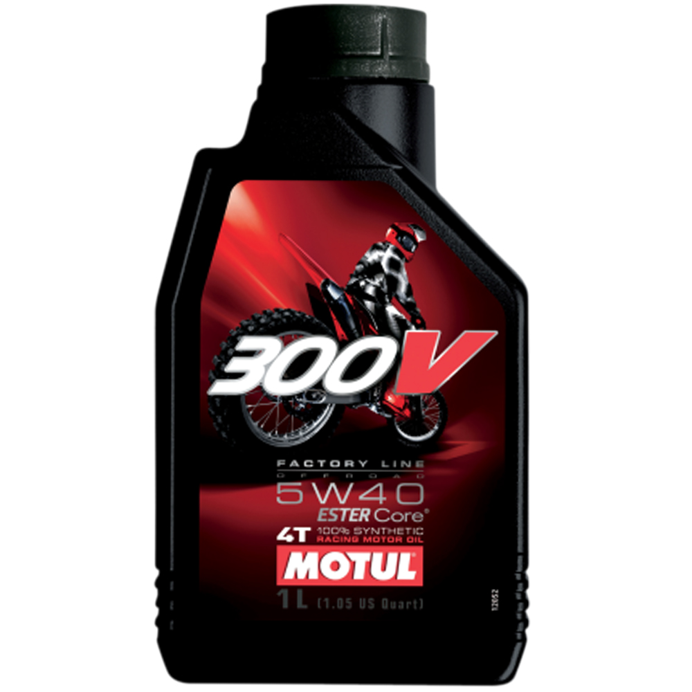 5 W 40 Motul 300v 5w40 Synthetic Ester Motorcycle Oil