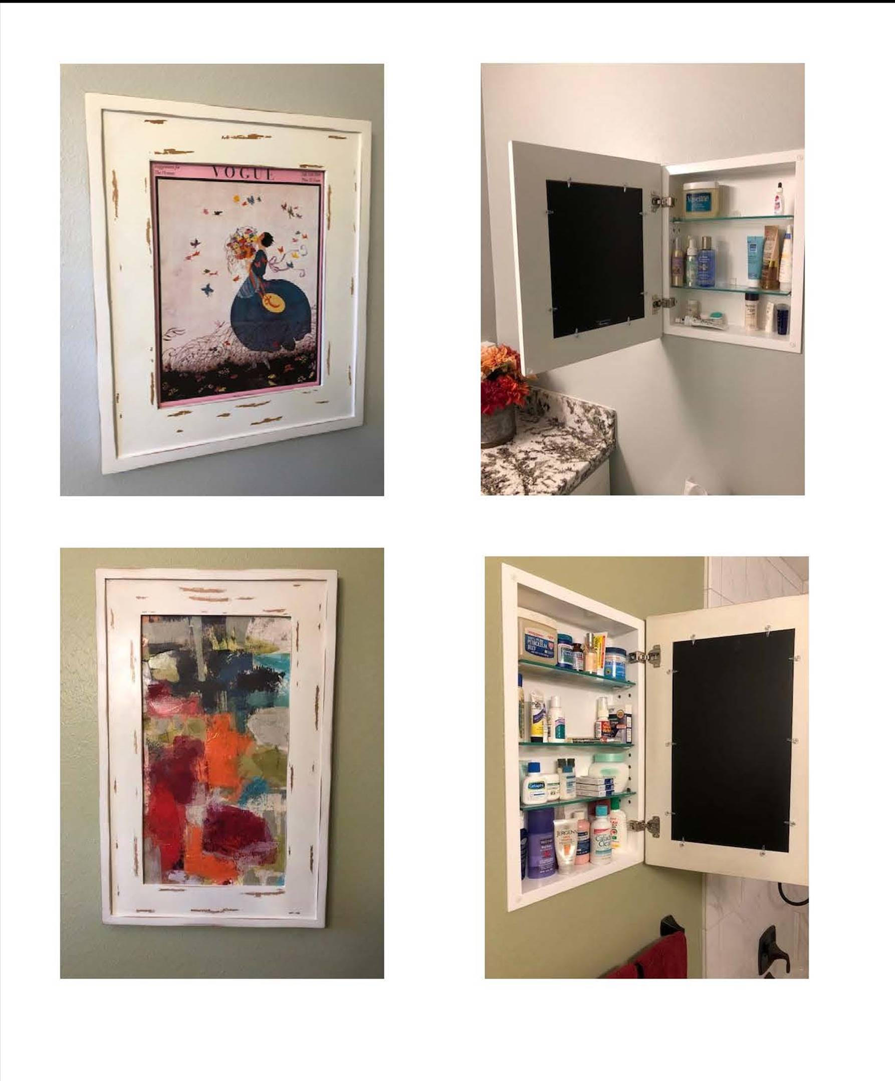Recessed Shaving Cabinets Customer Photos Testimonial Reviews For The World S Only