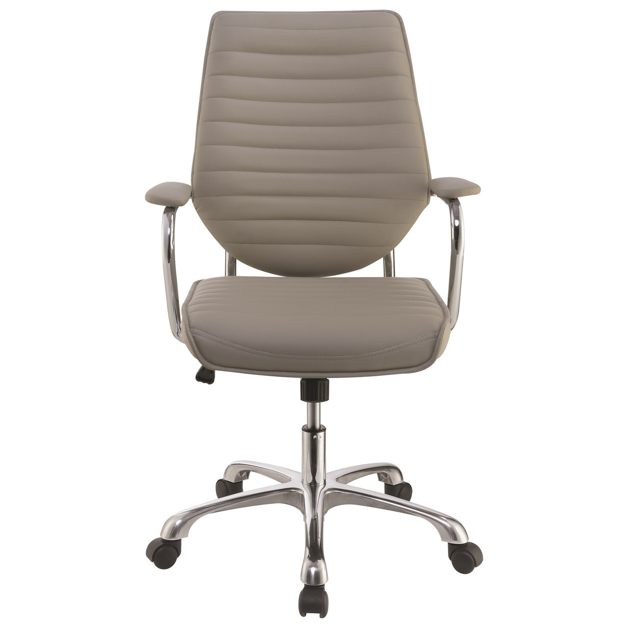 Desk Seat Esmond Taupe Desk Chair