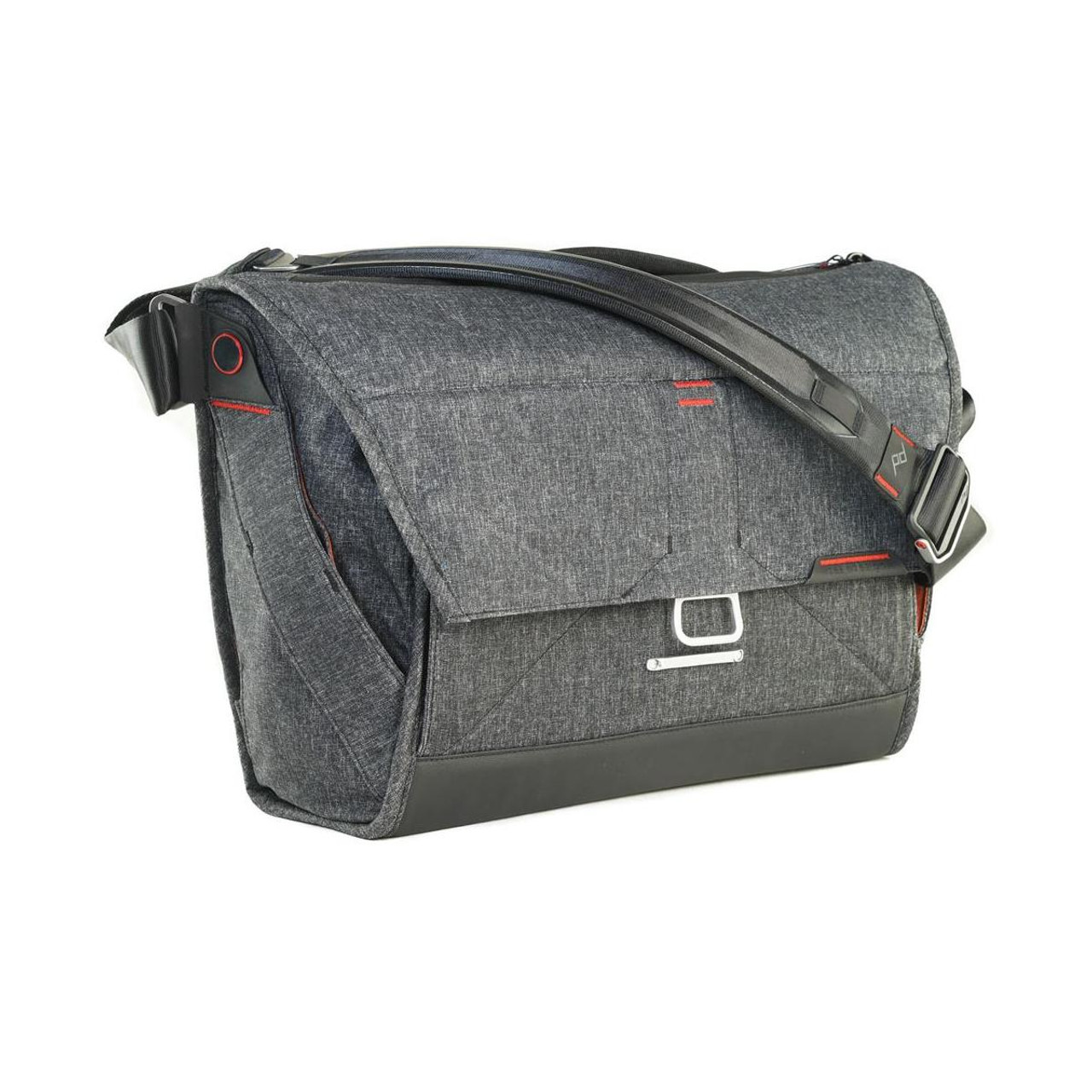 Peak Design Peak Design The Everyday Messenger Shoulder Bag For Dslr 3 Lenses Accessories Charcoal