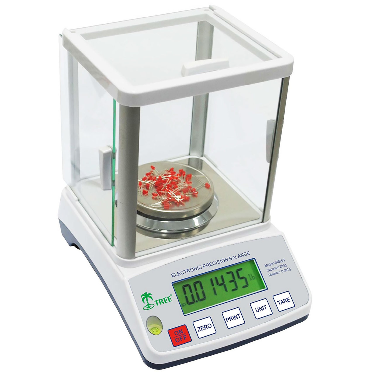 Precision Scale Tree Hrb 103 Precision Balance 100 G X 001 G